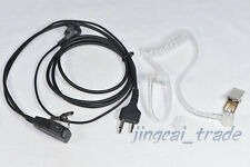 Covert Acoustic Tube Earphone Earpiece for Midland Radio G6 G7 GXT760 LXT110