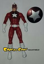 "Marvel Legends Captain America: Civil War RED GUARDIAN Loose 6"" Figure Hasbro"
