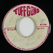 "Bob Marley & the Wailers/Johnny Lover ""Rock My Boat"" Reggae 45 Tuff Gong mp3"
