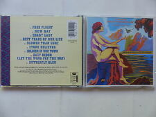 CD Album IRON BUTTERFLY WITH PINERA & RHINO Metamorphosis 8122-71522-2