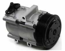 Ford F-150 F-250 F-350 A/C Compressor With Clutch 8 POLY New Premium Aftermarket
