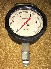 AIRCRAFT REID VAPOR TEST INDICATOR MARSH 1949 GAUGE AVIATION ENGINEER EQUIPMENT
