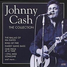 The Collection [Madacy 1CD] by Johnny Cash (CD, Jul-2000, Madacy)