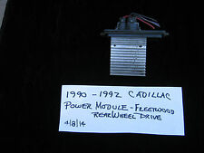 1986-1992 CADILLAC POWER MODULE,AIR CONDITIONER,FOR TRANSVERSE ENGINE ONLY