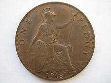 1918 Penny, Unc.