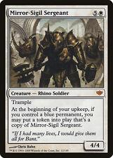 Mirror-Sigil Sergeant  VO -  MTG Magic (EX)