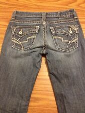 Women's Big Star Jeans Size 26 R. Maddie Mid Rise Fit. Bootcut.