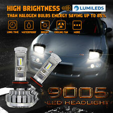 9005 HB3 180W 18000LM LED CAR HEADLIGHT KIT SINGLE BEAM REPLACE HALOGEN XENON
