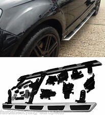 AUDI Q7 2006 UP SIDE STEPS BARS BOARDS OEM FACTORY STYLE LY8040