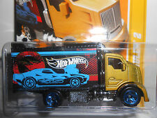 Hot Wheels 2012 New Models Hiway Hauler 2 Card #45