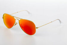 "RAY BAN RB 3025 112/69 Gr.62  AVIATOR ""LIMITED EDITION"" SONNENBRILLE NEU!"