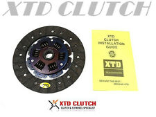 XTD STAGE 2 CLUTCH DISC CRV B20 INTEGRA B18 CIVIC Si del Sol B16 DOHC VTEC