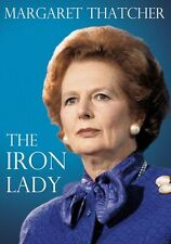 Margaret Thatcher - The Iron Lady 2012 DVD