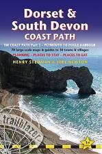 TRAILBLAZER SERIES;; DORSET AND SOUTH DEVON COAST PATH ;;BOOK  BRAND NEW