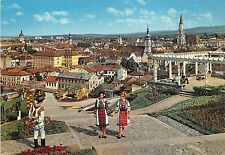 B40776 Cluj general view  types folklore   romania