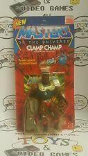 MASTERS OF THE UNIVERSE MOTU CLAMP CHAMP MOC (Unpunched)