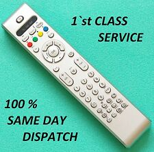 Remote for Philips TV 21PT5612 / 26PF5521D/10 / 26PF7521D10 / 26PF5521D12