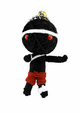 NEW Owen The Broken Bones Charm YooDara Power Tribe Yarn Doll Voodoo Key Chain
