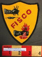 FISCO Fire Safety Corp. Patch Wholesale Clothes Supplier Dept. ROCHESTER MN 57J