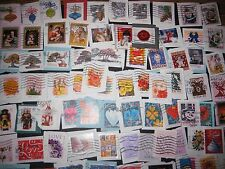 Forever Commemorative Stamps, US, Used, 50+, On Paper, Plus Bonus (Lot 344)