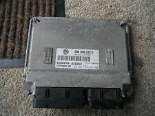 VW POLO 6N2 GTI 1.6 16V ENGINE ECU POLO SEAT IBIZA 036 906 033 D 036906033D LUPO