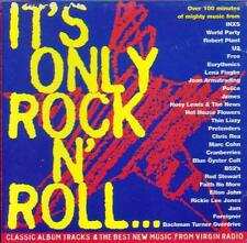 IT'S ONLY ROCK'N'ROLL ....BUT WE LIKE IT! - VARIOUS ARTISTS (NEW 2CD)