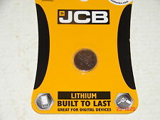 JCB Lithium Coin Battery--CR2016  ( 3v)  x1