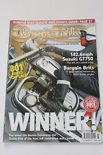 Classic Bike March 2005, Suzuki GT750/BSA Singles Guide/Norton Dominator 99