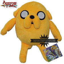 ADVENTURE TIME JAKE IL CANE PELUCHE 30 CM plush doll the dog figure human finn