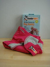 Thundershirt XXL Pink Polo Dog Anxiety