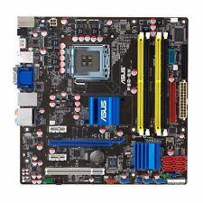 ASUS P5Q-EM DO, LGA775 Socket, Intel Motherboard, Factory Refurbished