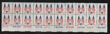 ALLY'S STAMPS US Plate Block Scott #1509 10c Crossed Flags [20] MNH