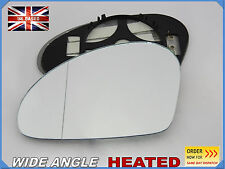 Wing Mirror Glass SEAT LEON, IBIZA 2003-2005 Aspheric HEATED Left Side #1028
