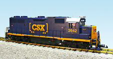 USA Trains G Scale GP38-2 Diesel Locomotive R22231 C S X Blue Yellow
