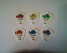 Jim Dunlop Wedge Mixed 424R Heavy-Light Guitar Picks 6 pack