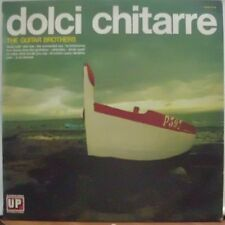 DOLCI CHITARRE THE GUITAR BROTHERS SLEEP WALK SIMPATHY LP 1976 ITALY MINT