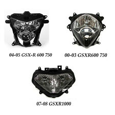 wholesale lots 15pcs Headlight SUZUKI 00-03 04-05 GSXR600/750 07-08 GSXR1000