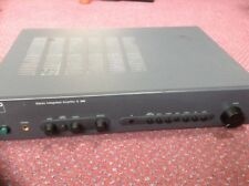 NAD C300 integrated stereo amplifier-very loud and powerful