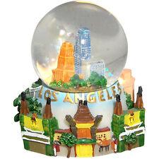 """LA souvenirs Los Angeles - Mini Snow Globe, 2.75""""H"""