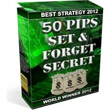50 Pips Set & Forget Secret - Forex Trading System