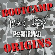 HAVE MERCY / NAPALM / POWERMAD - Bootcamp Origins (NEW*LIM.500*US SPEED METAL)
