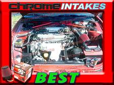 K&N+BLACK RED 90-99 TOYOTA CELICA ST/GT/GTS 1.6L 1.8L 2.2L AIR INTAKE KIT
