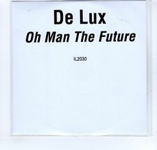 (GP26) De Lux, Oh Man The Future - DJ CD