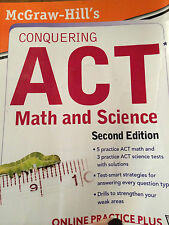 McGraw-Hill's Conquering the ACT Math and Science by Steven W. Dulan (2011,...