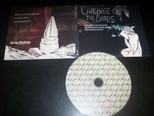 "Whispers For Wolves ""Language Of The Dards"" CD digipak Boring Machines ‎– BM006"