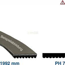 Rippenriemen  1992PH7 AEG Bosch Siemens Bauknecht usw.
