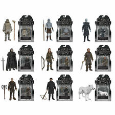 Funko Action Figures Game of Thrones SET of 10 (Jon Snow) Bonus White Walker