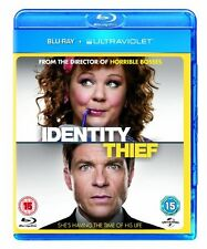 IDENTITY THIEF - BLU RAY - NEW / SEALED