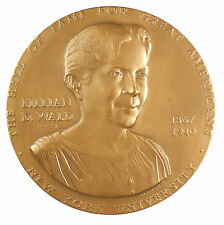 Nyu Hall of Fame Medicine Lillian Wald Nurse and Humanitarian Point 76mm