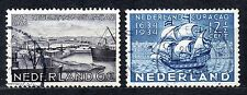 Netherlands - 1934 Curacao 300 years colony Mi. 274-75 Superb used